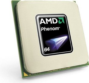 AMD Phenom X4 9850, 4x 2.50GHz, tray (HD9850XAJ4BGH)