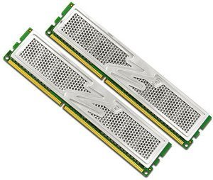 OCZ Platinum Low-Voltage DIMM Kit 4GB, DDR3-1333, CL7-7-7-20 (OCZ3P1333LV4GK)