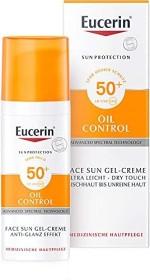 Eucerin Sun Gel-Creme Oil Control LSF50, 50ml