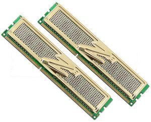 OCZ Gold Low-Voltage DIMM kit 4GB PC3-10667U CL9-9-9-20 (DDR3-1333) (OCZ3G1333LV4GK)