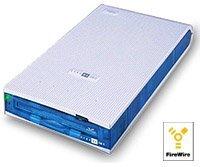 Fujitsu DynaMO 1300FE, 1.3GB, FireWire 1394 Zewnętrzne