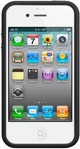 Apple iPhone 4 Bumper black (MC597ZM/MC839ZM)