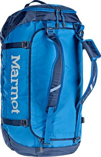 0e9dfa7d3038 Marmot Long Hauler Medium Duffle Bag peak blue vintage navy starting ...