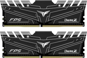 TeamGroup T-Force Dark Z FPS DIMM Kit 16GB, DDR4-4000, CL16-18-18-38 (TDZFD416G4000HC16CDC01)