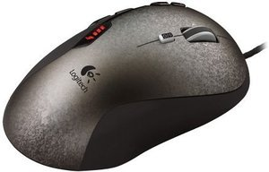 Logitech G500 Gaming Mouse, USB (910-001263/910-001262)