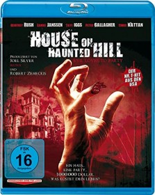 House On Haunted Hill (1999) (Blu-ray)