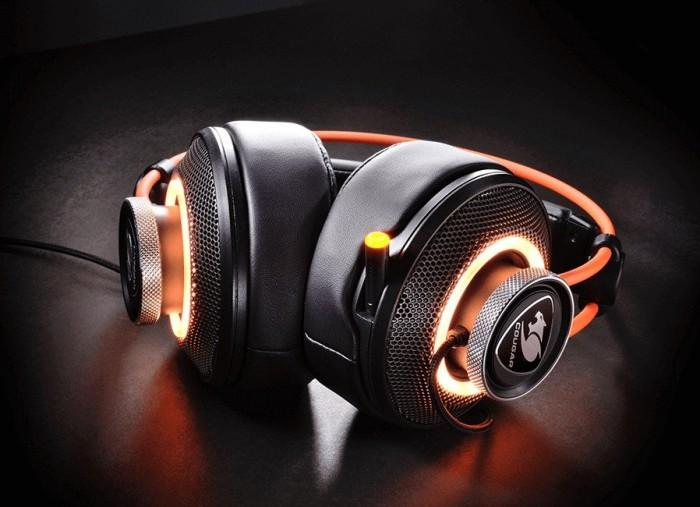 Cougar Immersa Pro Gaming Headset (3H700U50B.0001)