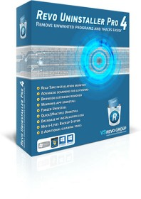 Revo Uninstaller 4 Pro, 3 User (deutsch) (PC)