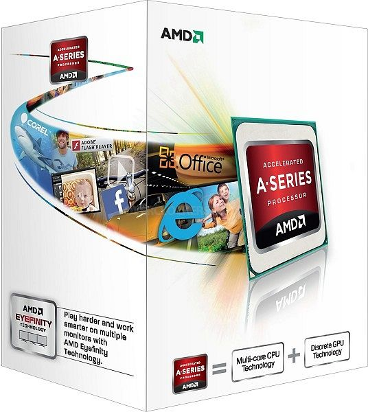 AMD A10-5700, 4x 3.40GHz, boxed (AD5700OKHJBOX)