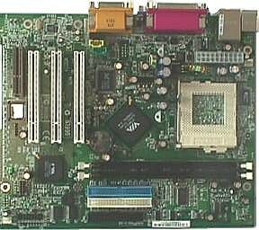 MSI MS-6368L, ViA PLE133T, VGA, LAN, µATX