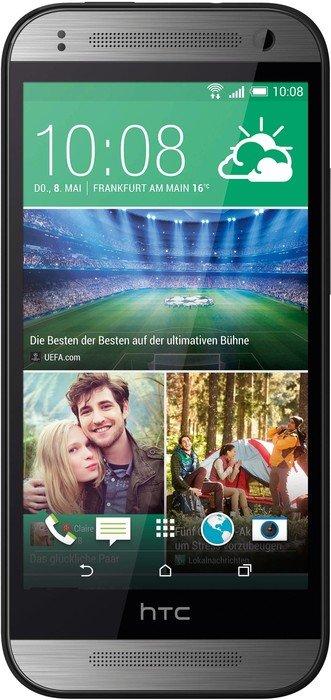 HTC One Mini 2 grau