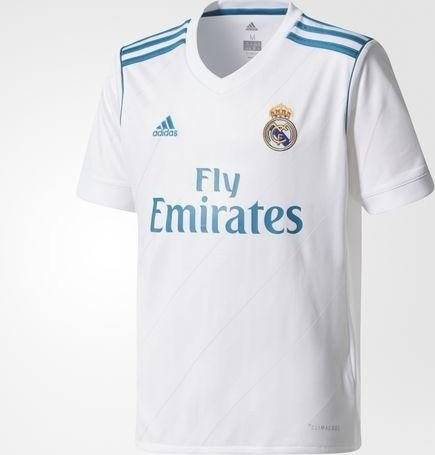 adidas Real Madrid Heimtrikot Shirt 2017/2018 kurzarm (Junior) (B31111) -- ©adidas.at