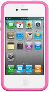 Apple iPhone 4 Bumper pink (MC669ZM/A)
