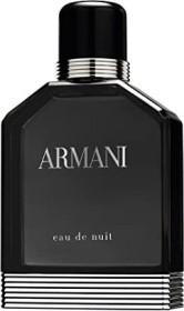 Giorgio Armani Eau De Nuit pour Homme Eau de Toilette, 100ml