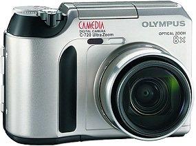 Olympus Camedia C-720 Ultra Zoom (N1224892)