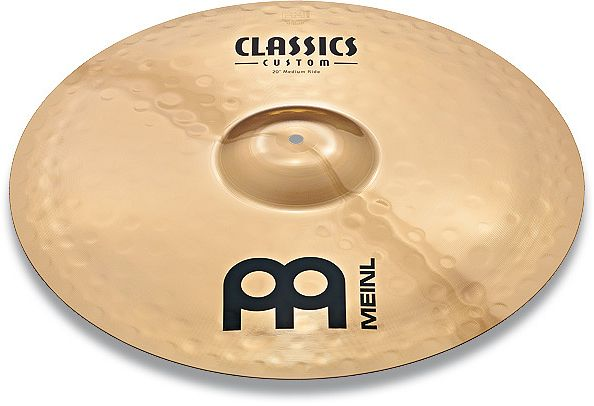 "Meinl cymbals classics Custom Medium Ride 20"" (CC20MR-B)"