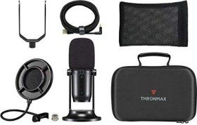Thronmax MDrill One Pro Jet Black Studio Kit (M2P-BKIT)
