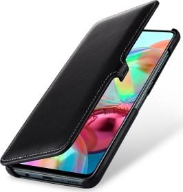 Stilgut Book Type Leather Case Clip Nappa für Samsung Galaxy A71 schwarz (B086SPJCXN)