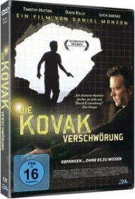 Die Kovak Verschwörung - Gefangen ohne es zu wissen (DVD)