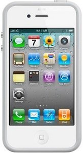 Apple iPhone 4 Bumper white (MC668ZM/A)