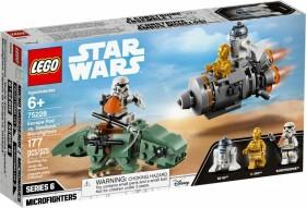 LEGO Star Wars Microfighters - Escape Pod vs. Dewback (75228)