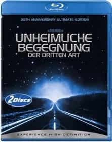 Unheimliche Begegnung der dritten Art (Blu-ray)
