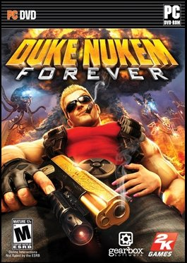 Duke Nukem Forever (English) (PC)