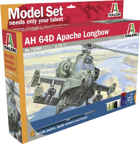Italeri AH-64 Apache Model Set (71080) -- via Amazon Partnerprogramm