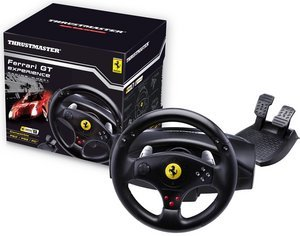 Thrustmaster Ferrari GT Experience Racing Wheel (PC/PS3/PS2) (4160529)