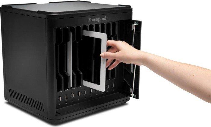 Kensington Lade-/Synchronisierungs-Kabinett für iPad (K67771EU)