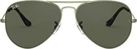 Ray-Ban RB3025 Aviator Classic 55mm green/green classic (RB3025-919131)
