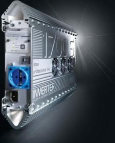 Büttner Elektronik Sinus Wechselrichter (MT 1700-SI-N)
