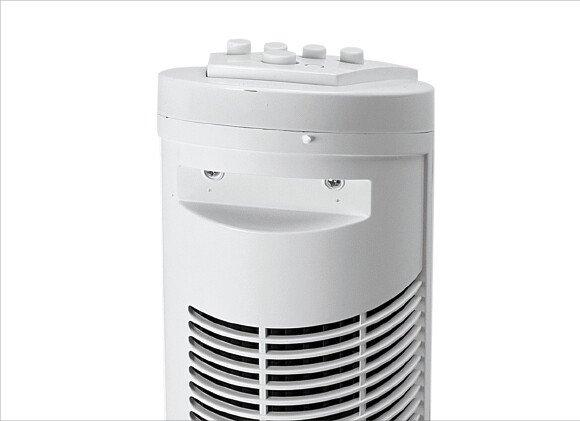 Trisa 9331 Fresh Air Turmventilator Turmventilator 45 Watt 3 Stufen