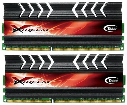 TeamGroup Xtreem LV DIMM kit 16GB PC3-17066U CL11-11-11-28 (DDR3-2133) (TXD316G2133HC11DC01)