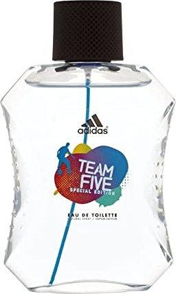 adidas Team Five Eau de Toilette, 100ml -- via Amazon Partnerprogramm