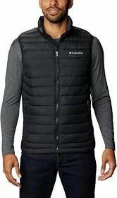 Columbia Powder Lite waistcoat black (men) (WO0847-010)