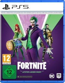 Fortnite - Das Letzter-Lacher Bundle (Add-on) (PS5)