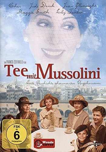 Tee mit Mussolini -- via Amazon Partnerprogramm