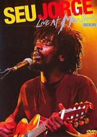 Seu Jorge - Live At Montreux 2005 (DVD)