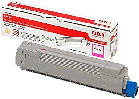 OKI 43487710 Toner magenta -- via Amazon Partnerprogramm