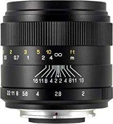 Mitakon Creator 35mm 2.0 für Canon EF