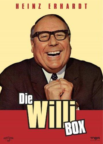 Heinz Erhardt - Die Willi Box -- via Amazon Partnerprogramm