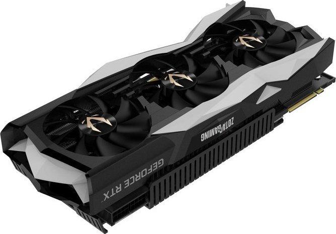 Zotac Gaming GeForce RTX 2080 Ti AMP extreme, 11GB GDDR6, HDMI, 3x DP, USB-C (ZT-T20810B-10P)