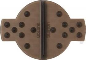 Burton Large Scraper anti-slip-Pad translucent black (108111)