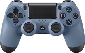 Sony DualShock 4 Controller wireless Uncharted 4: A Thief's End Edition grau/blau (PS4)