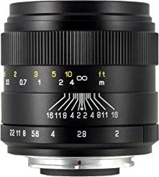 Mitakon Creator 35mm 2.0 für Nikon F
