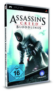 Assassin's Creed - Bloodlines (German) (PSP)