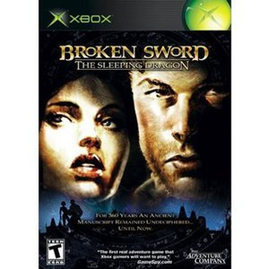 Broken Sword: The Sleeping Dragon (Baphomets Fluch 3) (angielski) (Xbox)