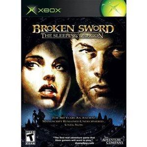 Broken Sword: The Sleeping Dragon (Baphomets Fluch 3) (English) (Xbox)