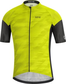 Gore Wear C3 Knit Trikot kurzarm citrus green/black (Herren) (100596-AR99)